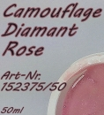 Camouflage Gel Diamant Rose 152375/50