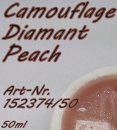 Camouflage Gel Diamant Peach  152374/50