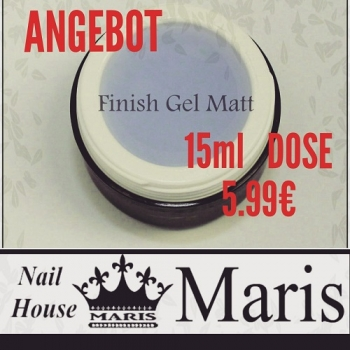 Finish Matt 15 ml
