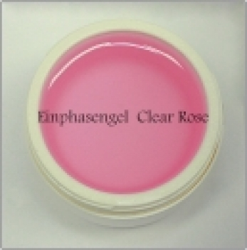Einphasengel Clear Rose 65 ml