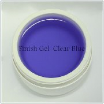 Finish Gel Clear Blue N 2 Dickviskos 65 ml